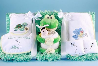 ตะกร้า Froggy ของเด็ก