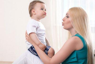 談論嬰兒的里程碑